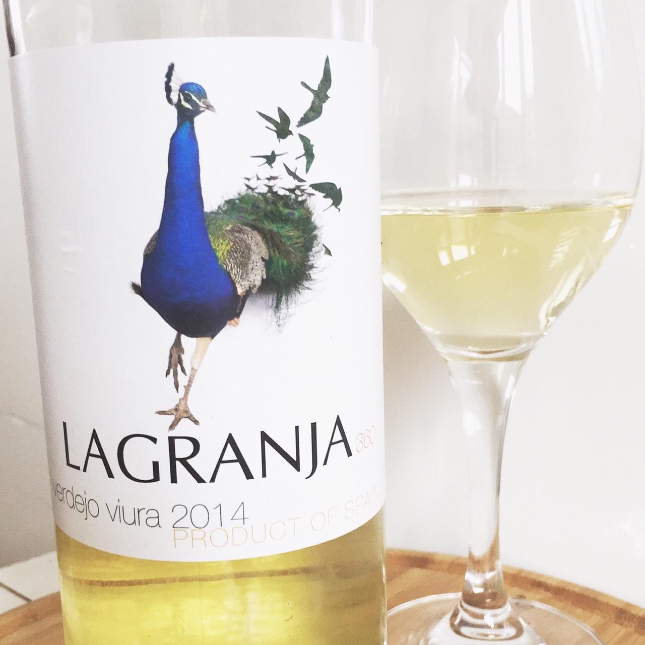La Granja Verdejo wijnreview door Mama Drinkt Wijn, vinoloog sinds 2006