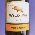 Wild Pig Viognier