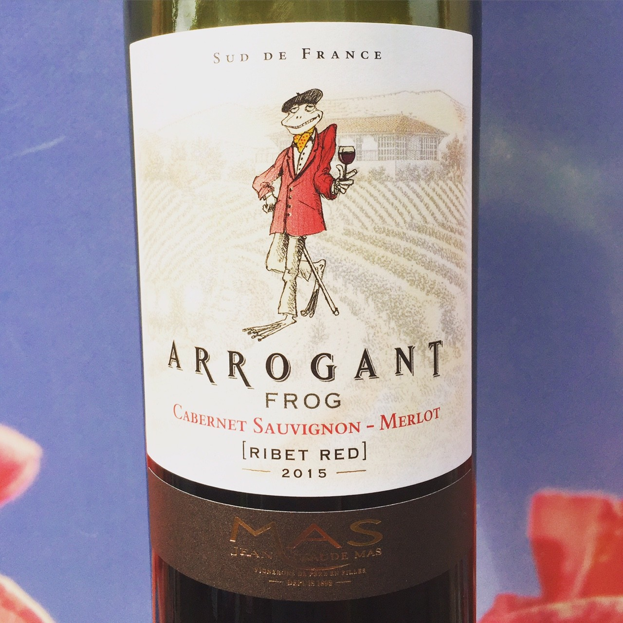 Arrogant Frog wijnreview door Mama Drinkt Wijn, vinoloog sinds 2006