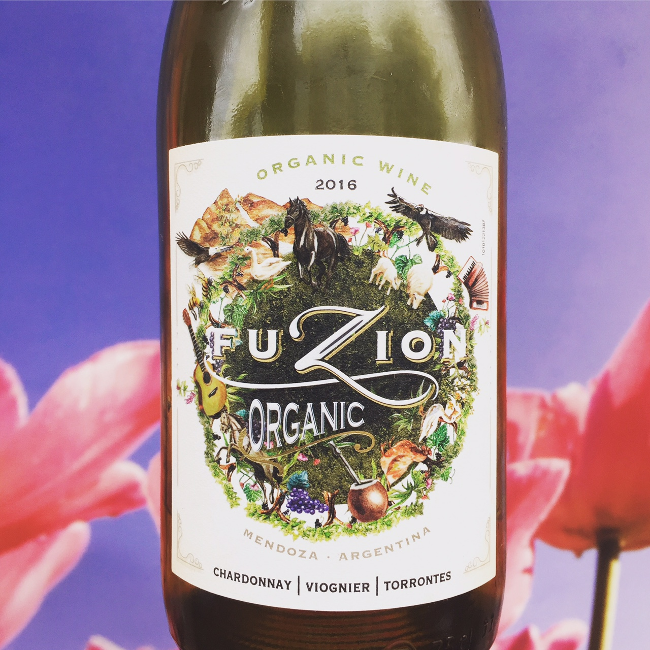 Fuzion wit wijnreview door Mama Drinkt Wijn, vinoloog sinds 2006