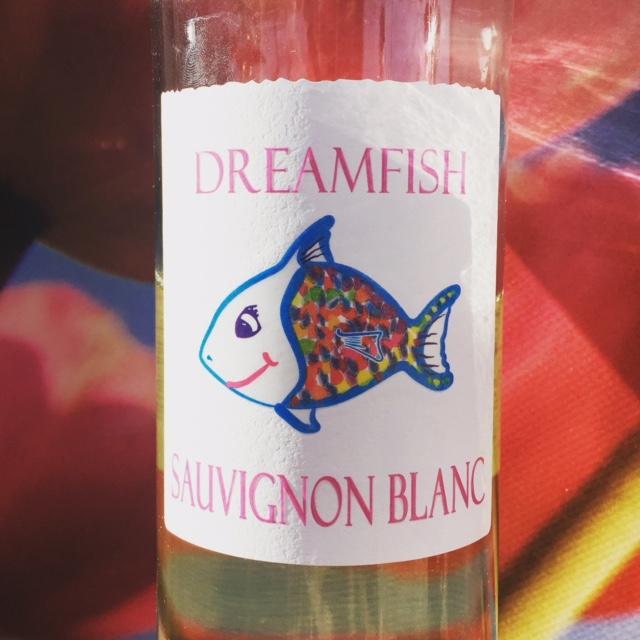 Dreamfish wijnreview door Mama Drinkt wijn, vinoloog sinds 2006