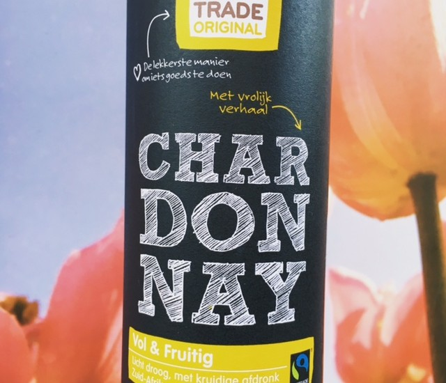 Fairtrade Chardonnay