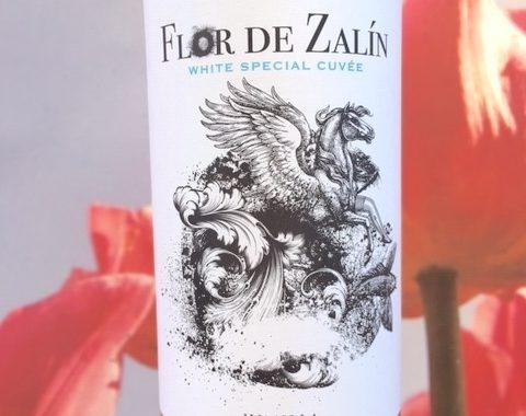 Flor de Zalin wijnreview door Mama Drinkt Wijn, vinoloog sinds 2006