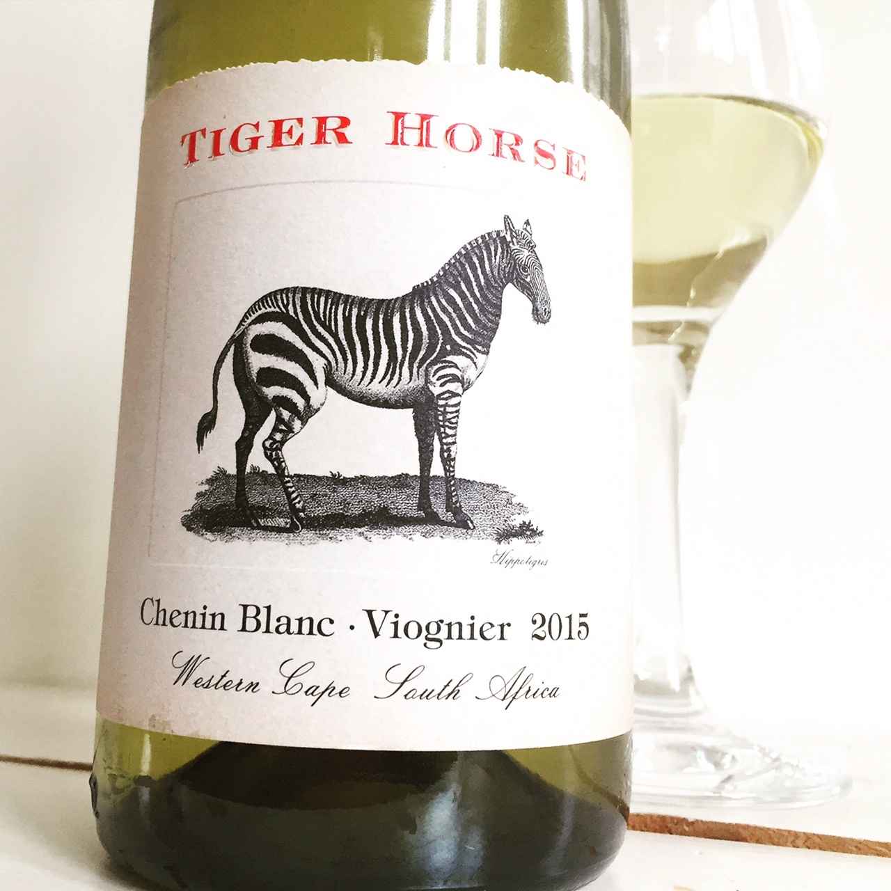 Tiger Horse Chenin Blanc-Viognier Review
