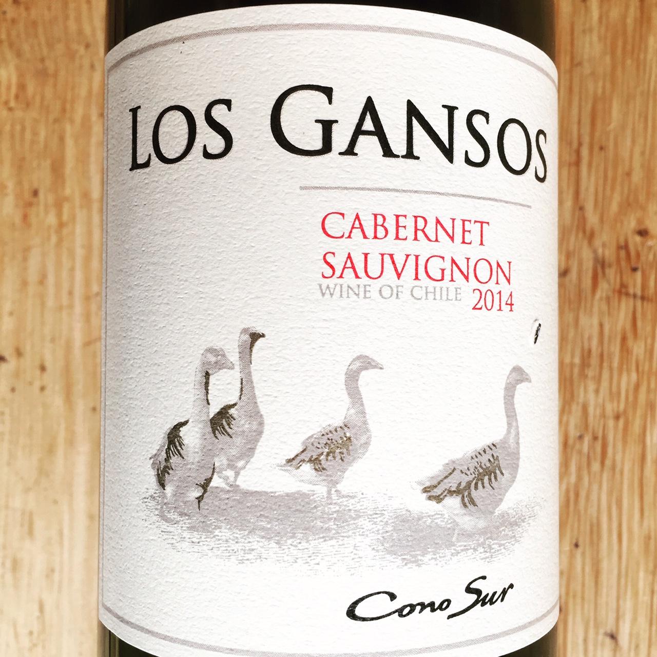 Los Gansos wijnreview door Mama Drinkt Wijn, vinoloog sinds 2006
