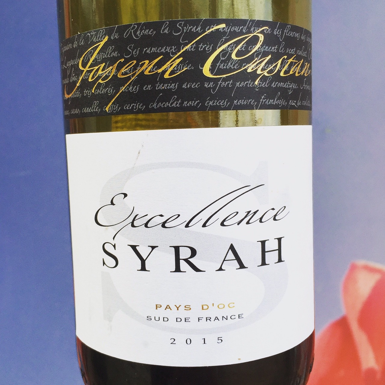 Syrah d'Oc wijnreview door Mama Drinkt Wijn, vinoloog sinds 2006
