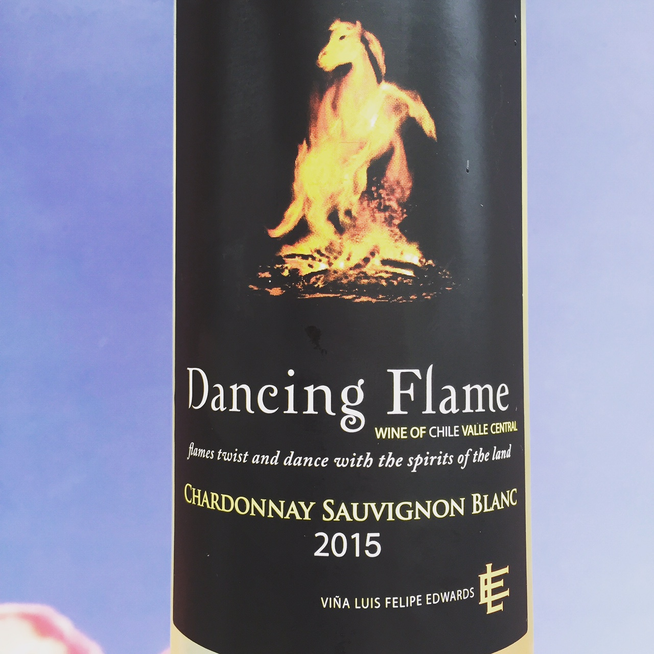 Dancing Flame white, Review