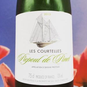 Picpoul de Pinet, Courtelles Review