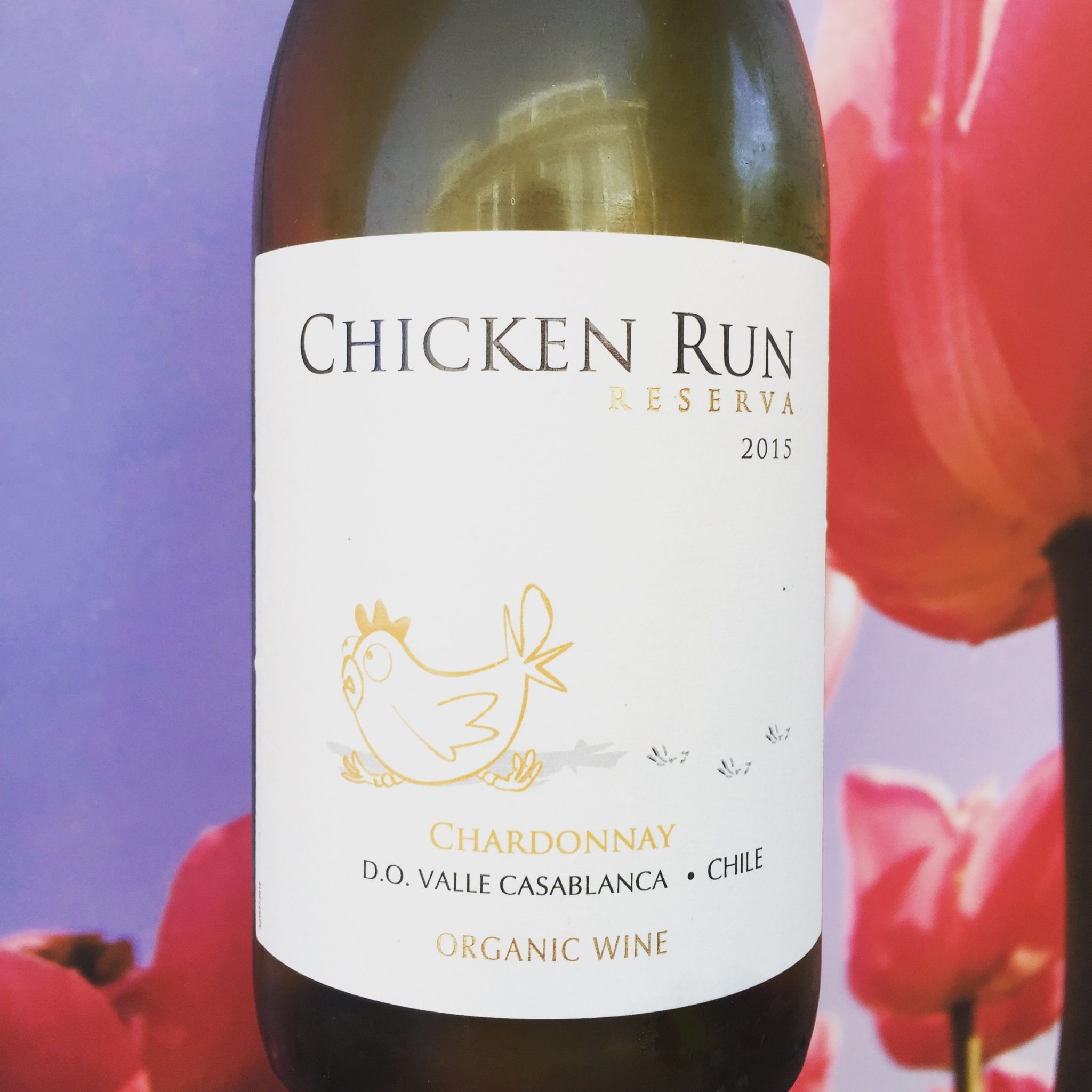 Chicken Run Reserva Chardonnay Review