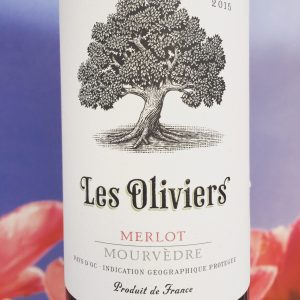 Les Oliviers Merlot-Mourvedre Review