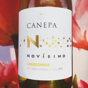 Chardonnay Novísimo, Canepa Review