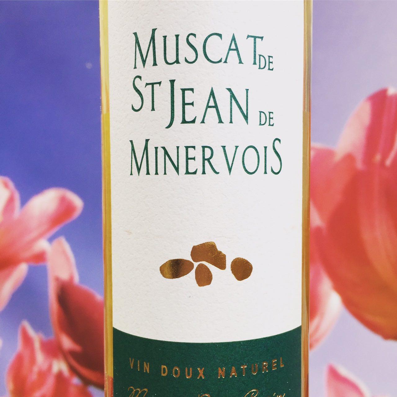 Muscat de St Jean de Minervois
