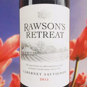 Cabernet Sauvignon, Rawson Retreat Review