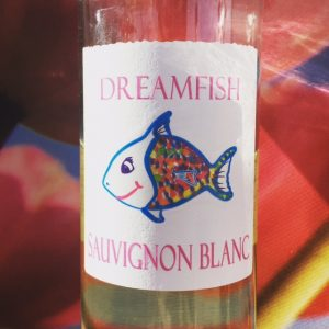 Dreamfish, Sauvignon Blanc Review