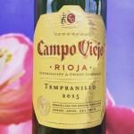 Rioja Campo wijnreview door Mama Drinkt Wijn, vinoloog sinds 2006
