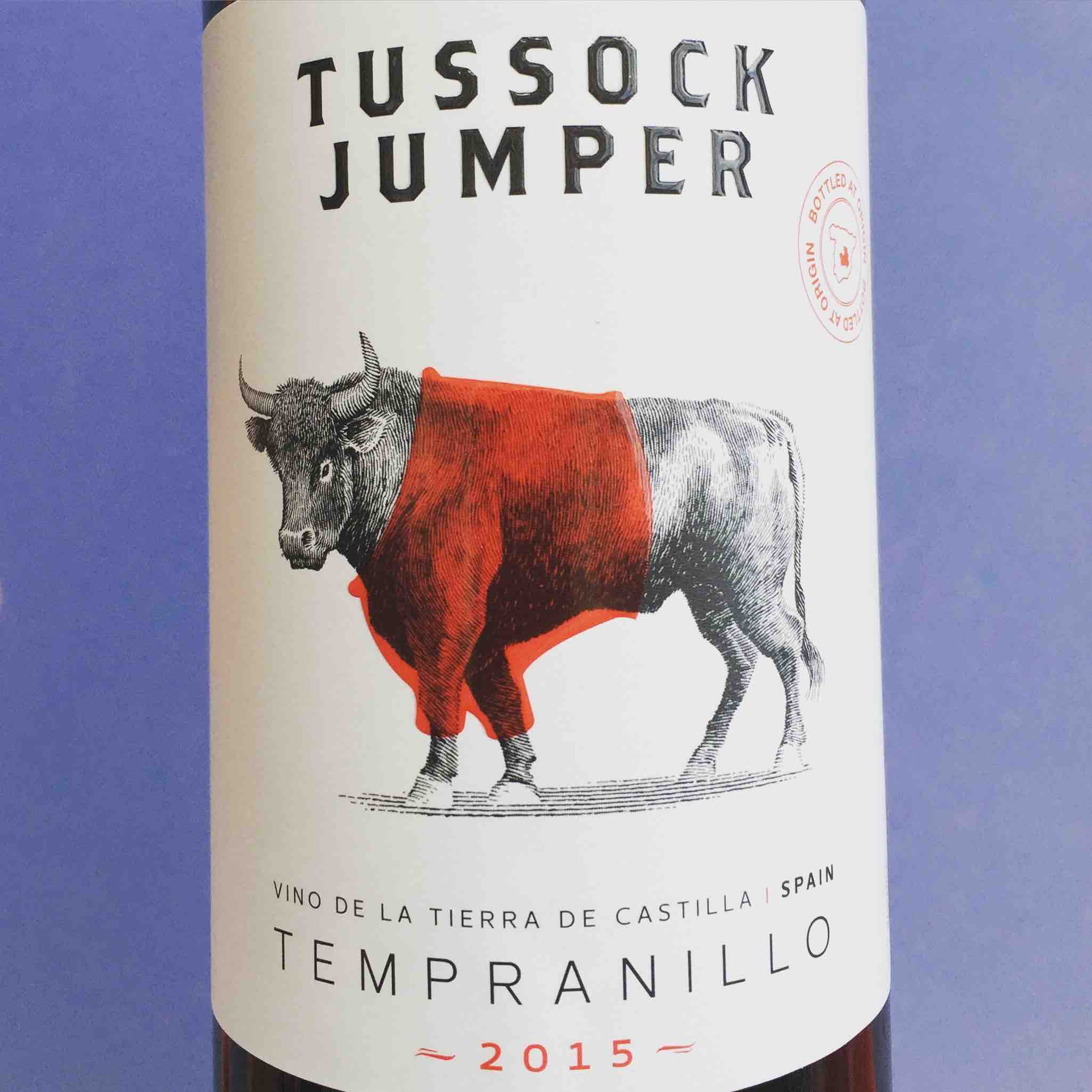 Tussock Jumper Tempranillo, Review