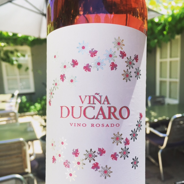 Viña Ducaro Rosado, Review