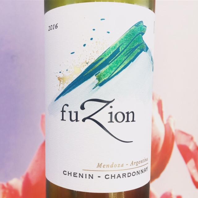 Fuzion Chenin – Chardonnay Review