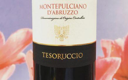 Montepulciano Tesoruccio wijnreview door Mama Drinkt Wijn, vinoloog sinds 2006
