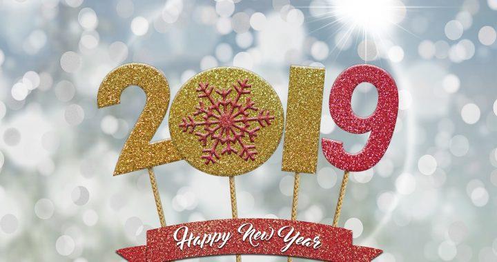 Goede voornemens voor 2019, zo doe je dat!