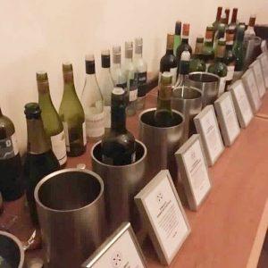 Wijnproeverij & Tasting van MDW en Restaurant Aarde in Den Bosch