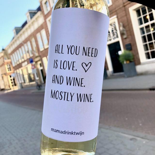 Wijn Opsturen