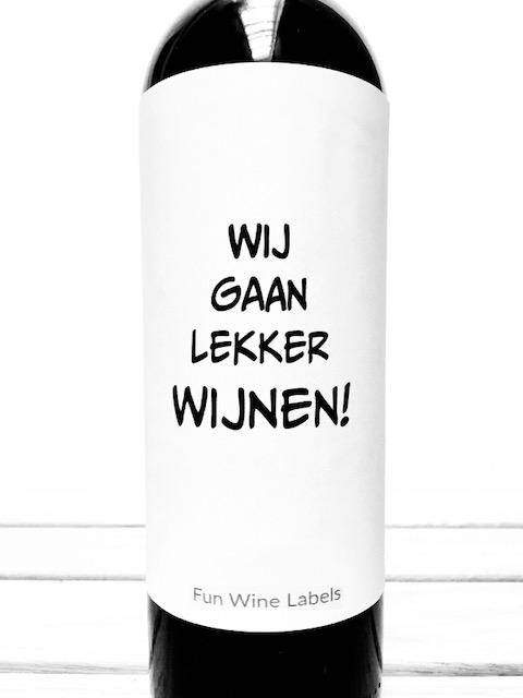 Lekker Wijnen