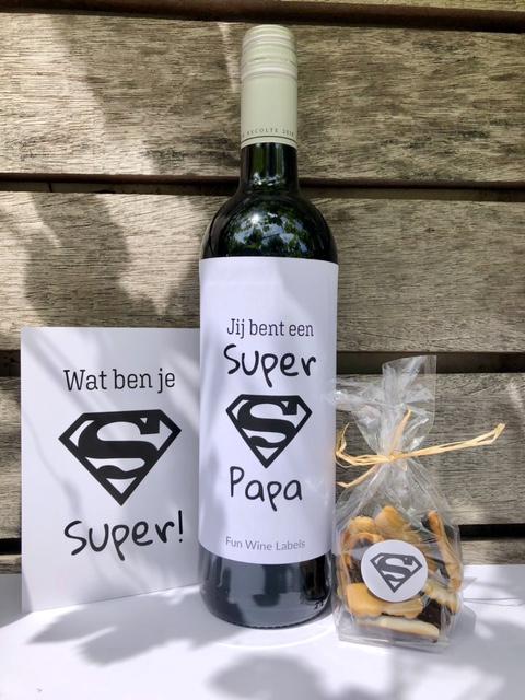 Super Papa Wijnpakket