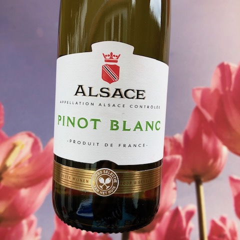 Pinot Blanc Alsace, Jumbo – wijnreview