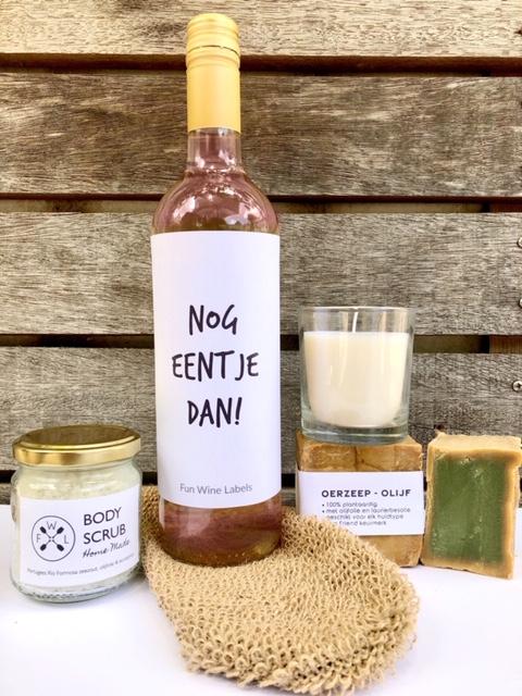 Relax Pakket – Rosé