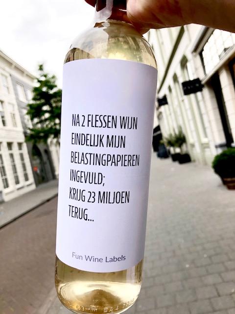 Wijn Belasting