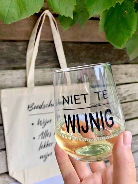 Tas & Glas super combinatie cadeaus voor een wijnliefhebber