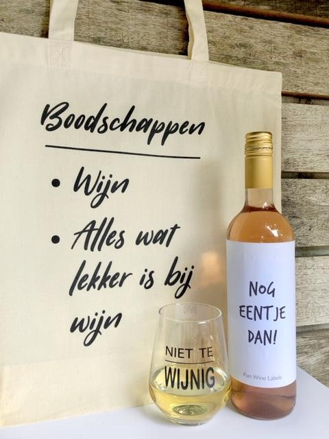 Wijngek Pakket – Rosé