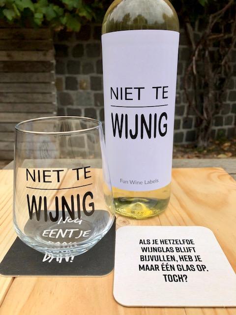 Wijnviltjes 6st. – Nog Eentje