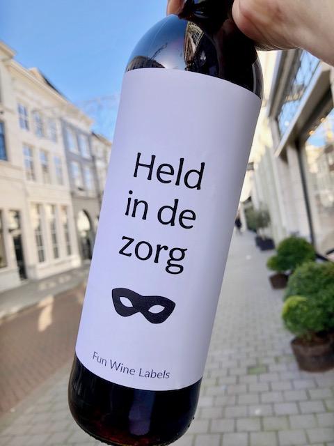 Wijn Voor De Zorg – Rood