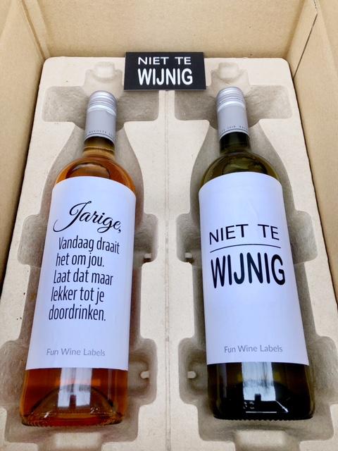 Duo Wijn Pakket