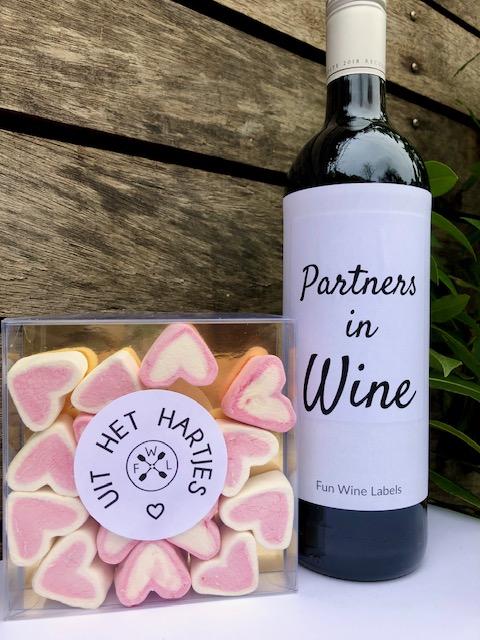 Wijn & Liefde Pakket