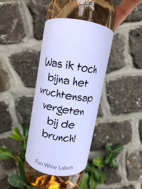 Brunch Wijn