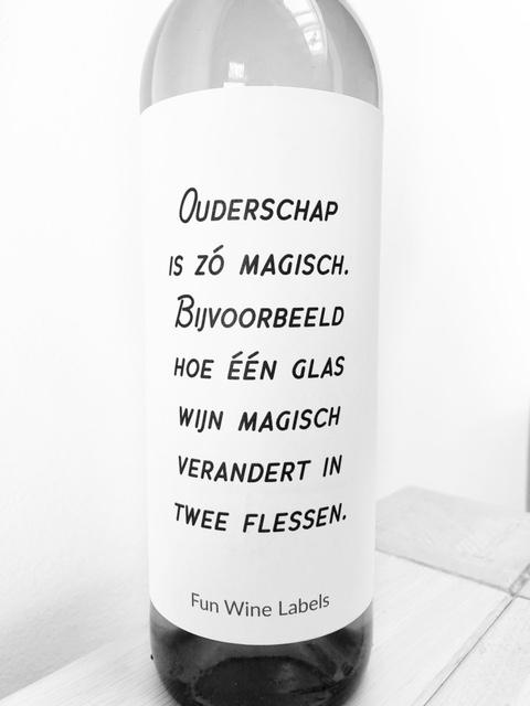 Magische Wijn
