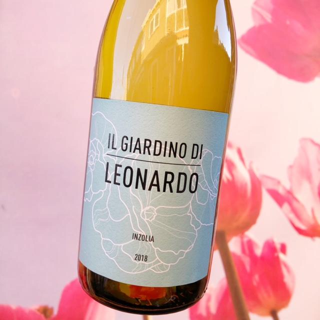 Inzolia, Il Giardino di Leonardo – Review