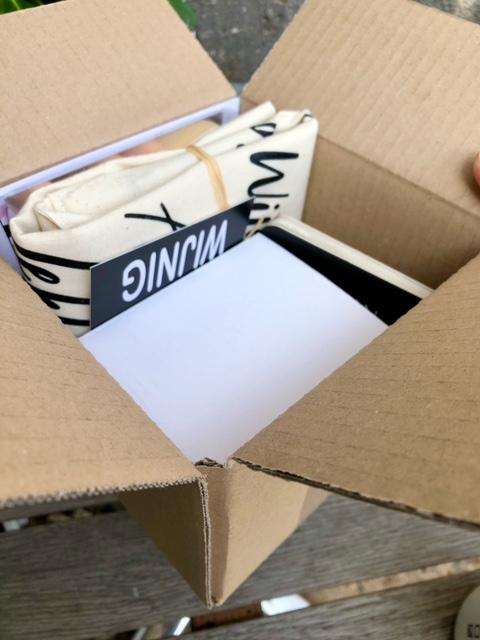 moederdag cadeau box