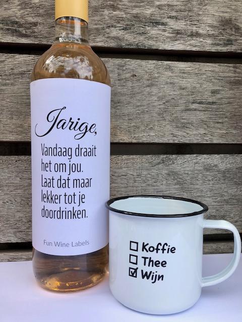 Wijn & Mok Pakket